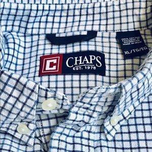 Men's Chaps XL Shirt